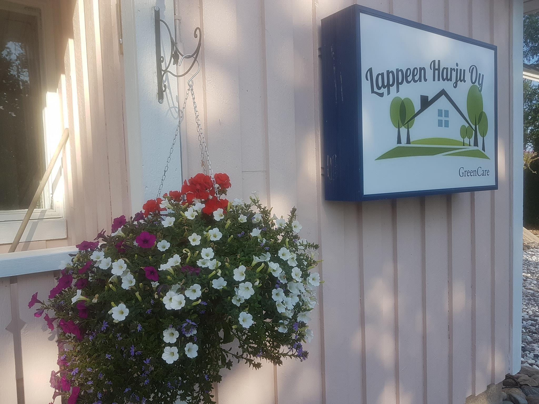 Tervetuloa Lappeen Harjuun!